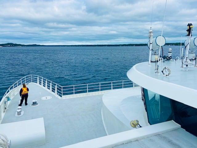 Lake Michigan ferry