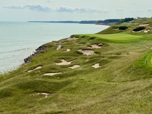 Kohler Straits golf course