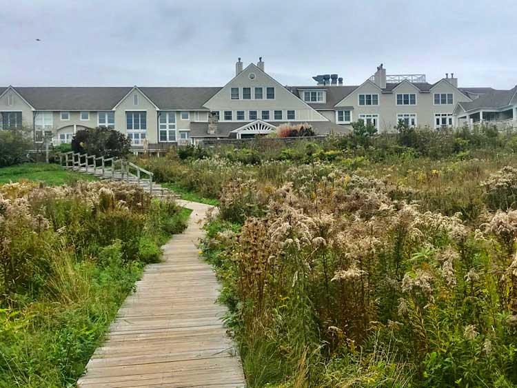 Inn by the Sea. Photo by Meryl Pearlstein