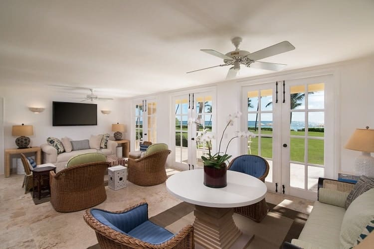 Living Room Tortuga Bay