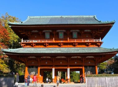 Most Famous Temple of Japan