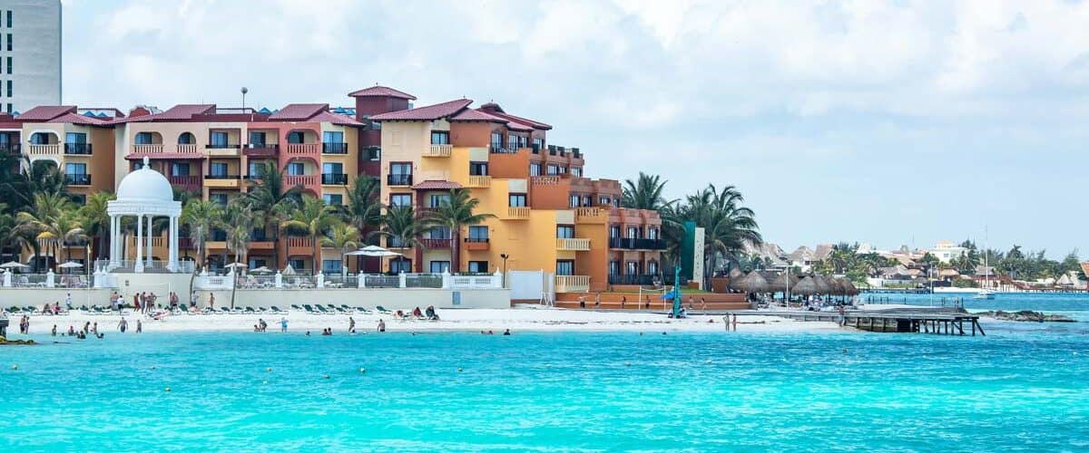 Travels to resorts in Mexico during the pandemic.