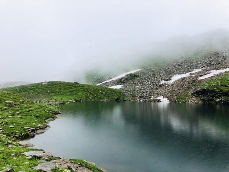 Beautiful Bhrigu Lake trek