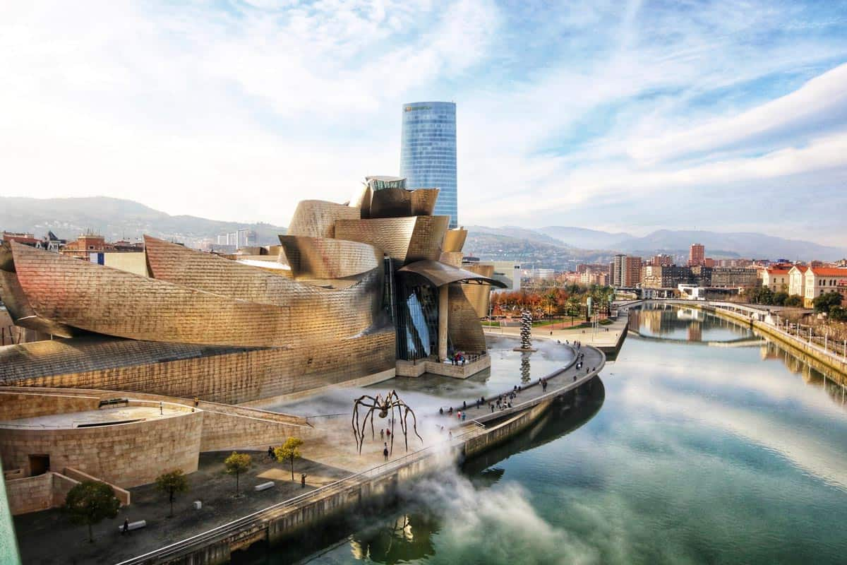 Top Five Things To See and Do on a Trip to Bilbao, Spain