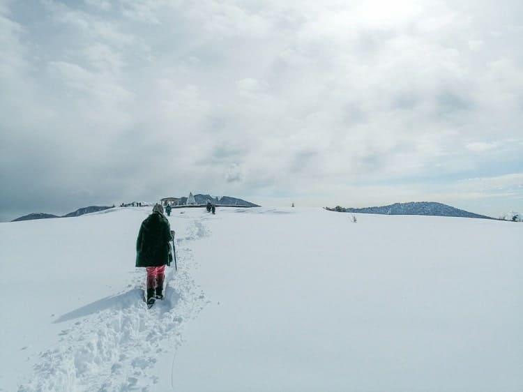 brahmatal trek at Himalaya