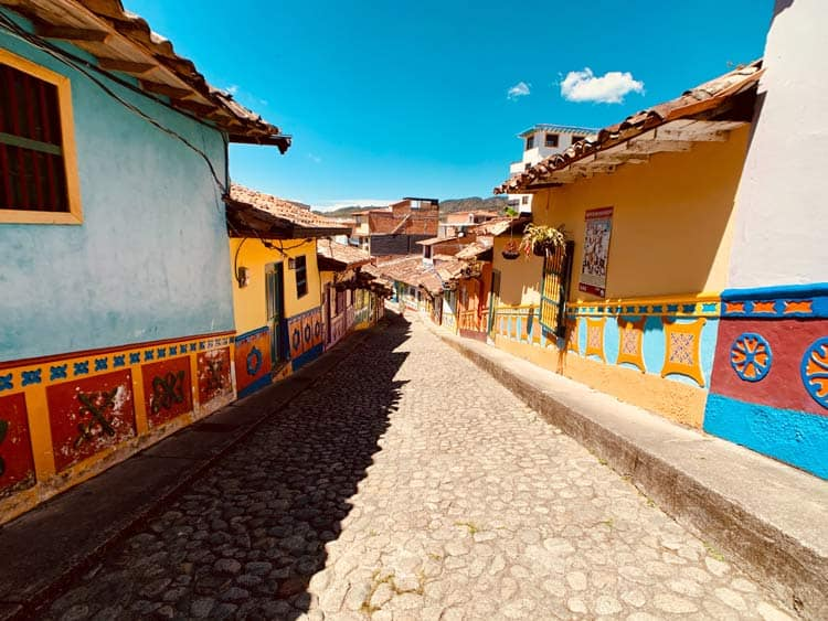 The bold beauty of Colombia make it a hot spot for travelers.