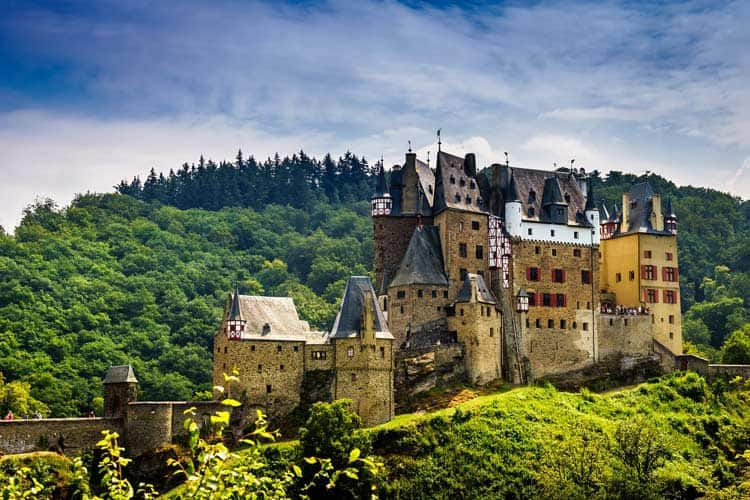 Eltz Castle captivates all of its visitors with history and mystery.