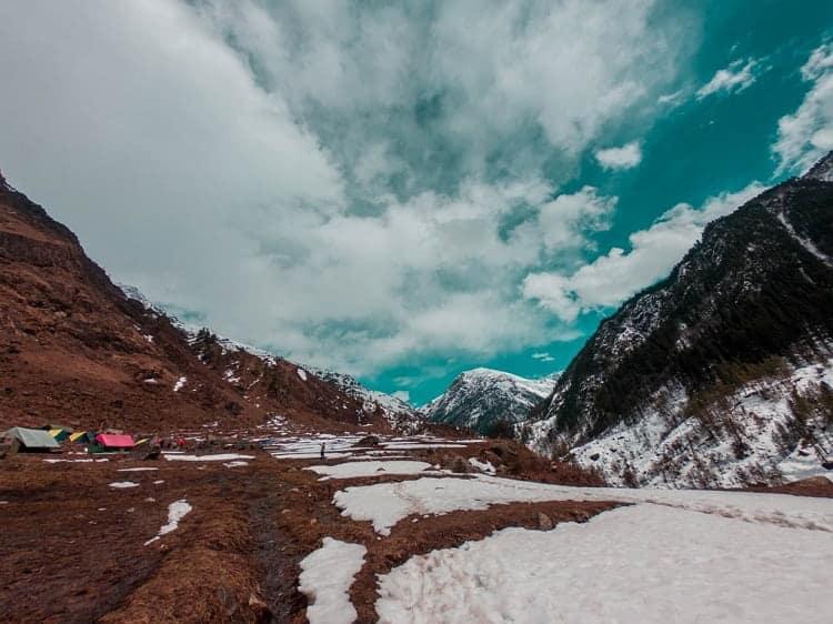 har ki dun at Himalaya