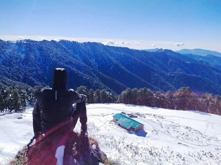 nag-tibba-summit of Himalaya