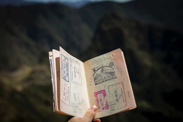 Before traveling, check to see if you need a travel visa