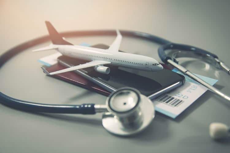 Insurance provides some peace of mind during travel for finances as well as personal health.
