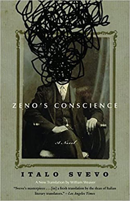 The dramatic art of the novel, Zeno's Conscience.