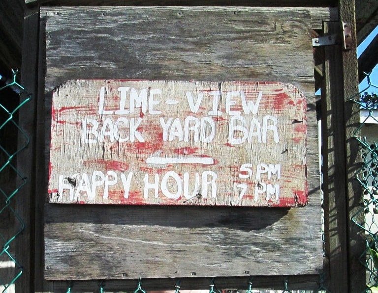 Low-key rum shops are a highlight of the Nisbet Plantation Pub Crawl on Nevis. Photo by Fyllis Hockman