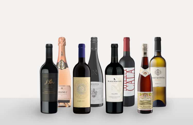 A selection of wines from across the globe to try.