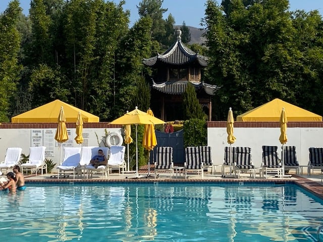 Four Seasons Westlake Village pool