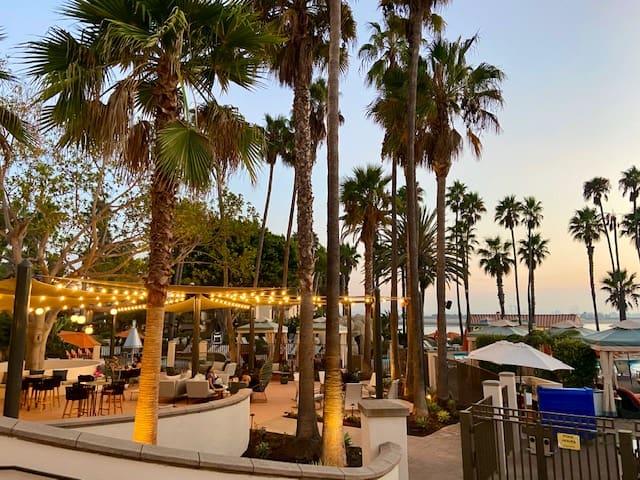 San Diego Mission Bay Resort beach front