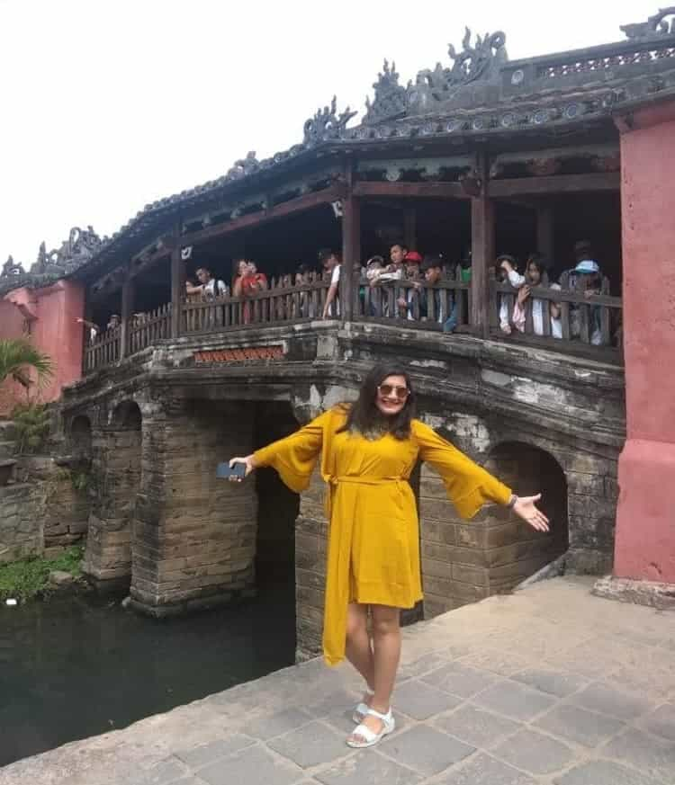 Japenese Bridge, Hoi An