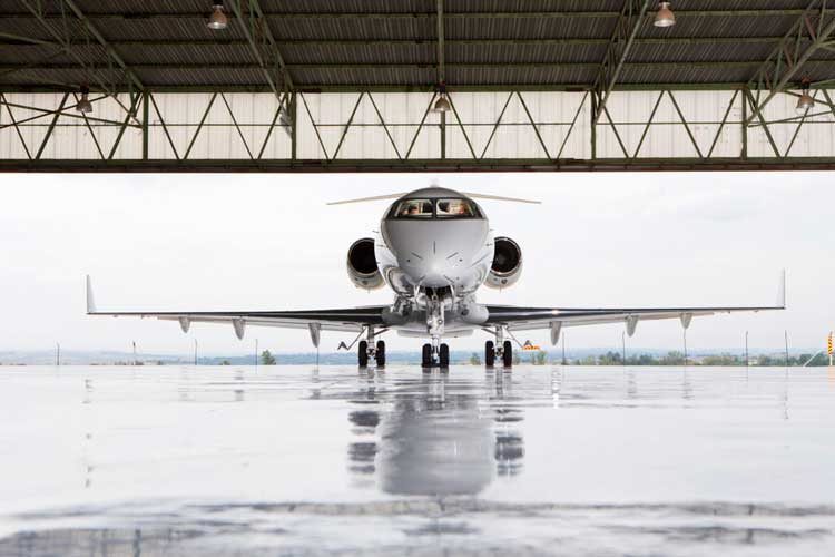Travel by private jet charter