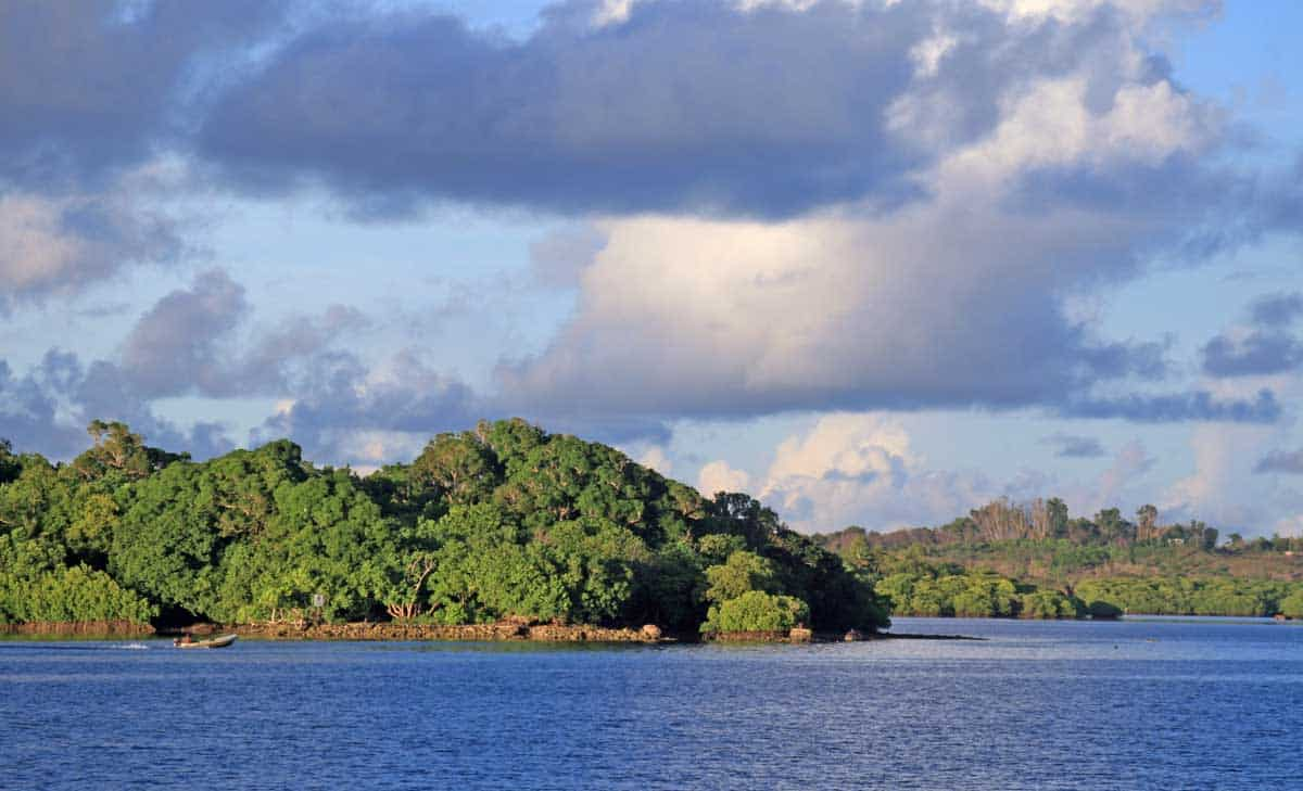 The Pacific Island of Yap