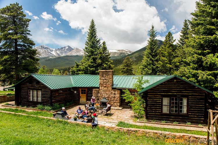 Find the dude ranch accommodation that fits your style. Photo by Bryce Street