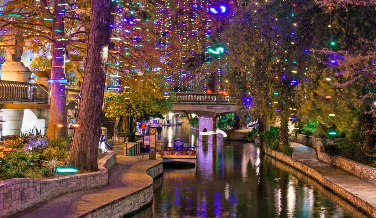 Unwrap a Texas Holiday Trip to San Antonio
