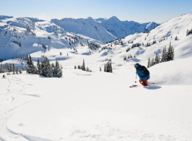 Pandemic Increases Interest in Heli-Skiing