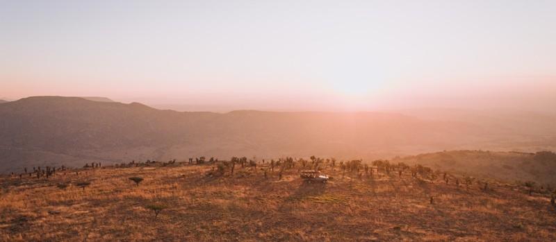 Babanango Game Reserve views. Photo supplied