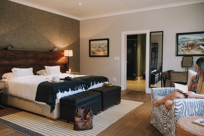 Babanango Valley Lodge family room. Photo supplied