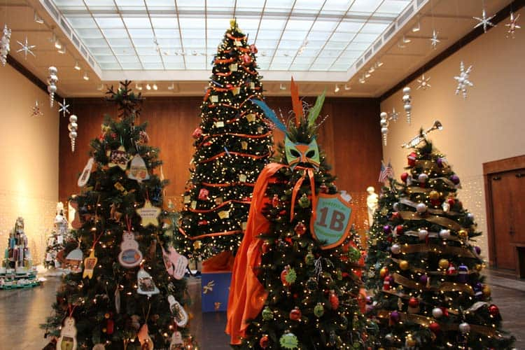 Festival of the Trees.