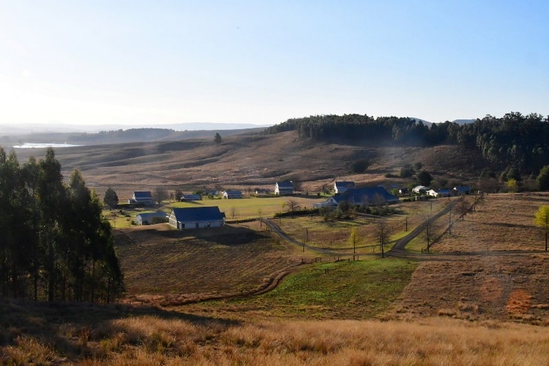 Fordoun Farm Village. Photo courtesy of Hilary McLernan