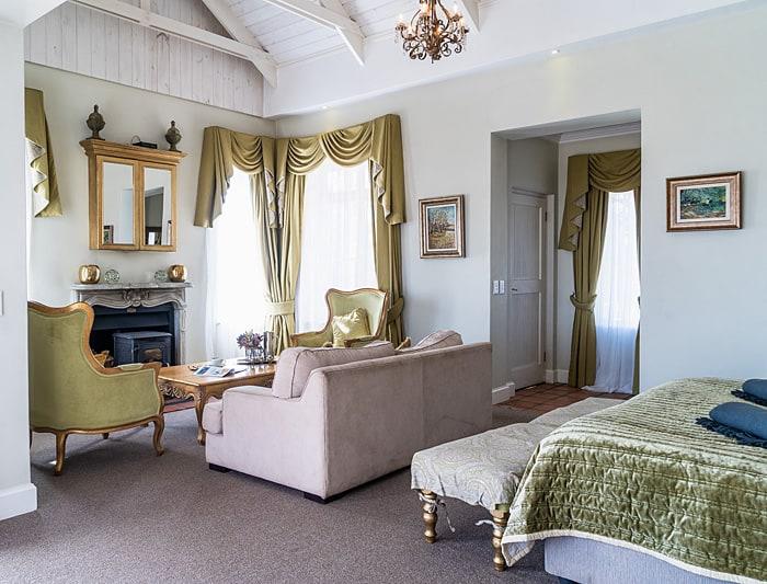 Superior Mountain View Suite. Photo courtesy of Fordoun