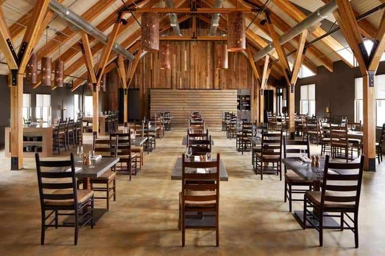 Harvest Moon Restaurant.