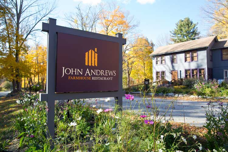 John Andrews Farmstand