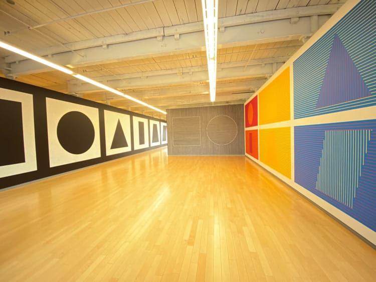 Mass MOCA interior
