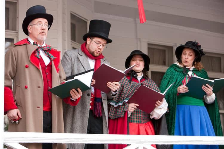 Red Lion Inn singers