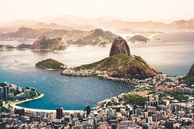South America's top travel destination, Rio De Janeiro