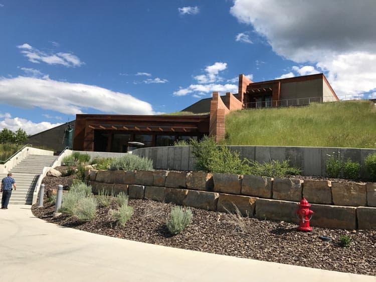 Brinton Museum in Sheridan, Wyoming.