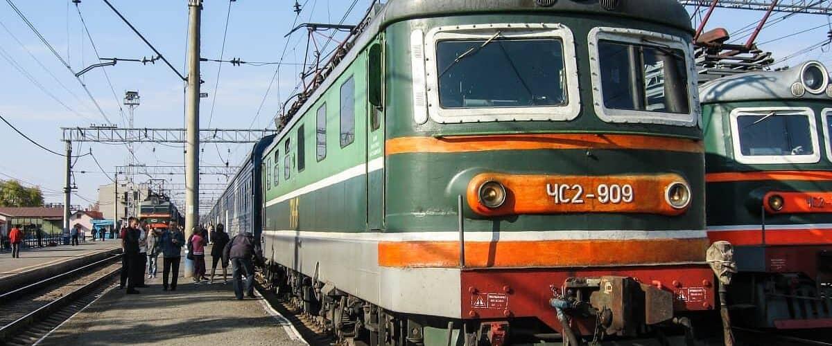 THE TRANS-SIBERIAN: SECRET STOPS ON THE LEGENDARY RAILWAY