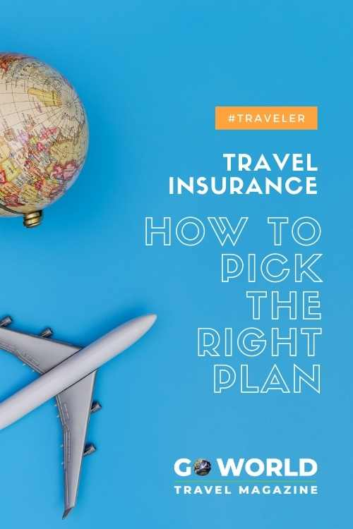 How to select travel insurance