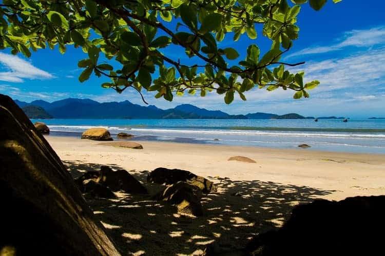 The beautiful coastal town Ubatuba is a must-visit place