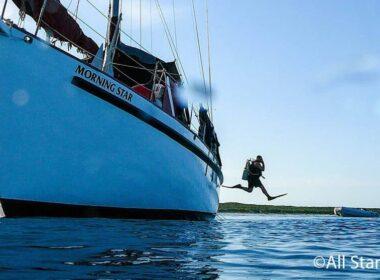 Liveaboard diving adventures