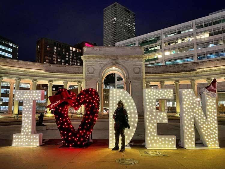 I love Denver. Photo by Rich Grant