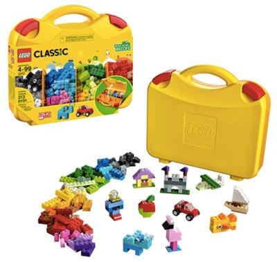 Legos to go anywhere
