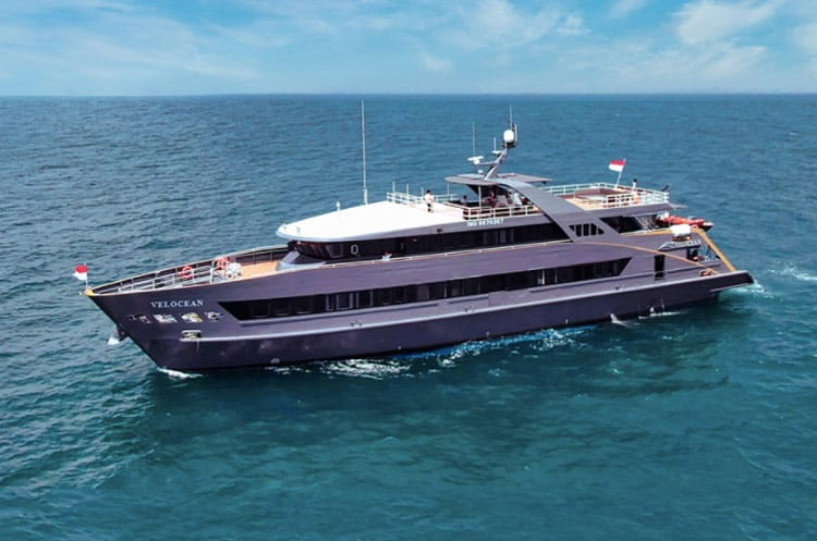 The All Star Velocean 171ft. ultra-luxury liveaboard with unparalleled service and amenities.