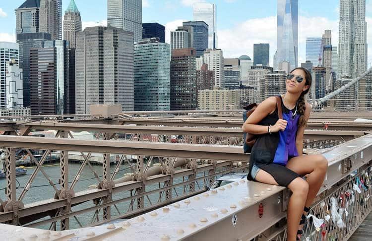Exploring New York City solo