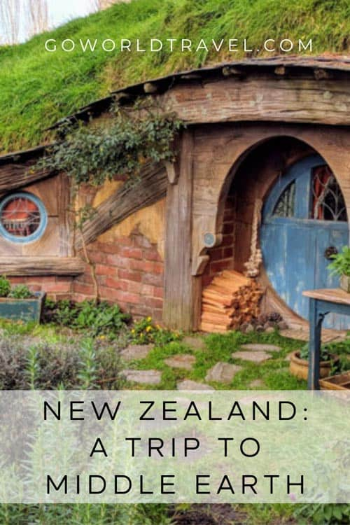 New Zealand: A Trip to Middle Earth