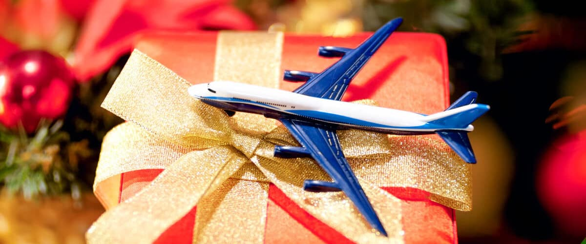 Travel gift guide for kids of all ages.