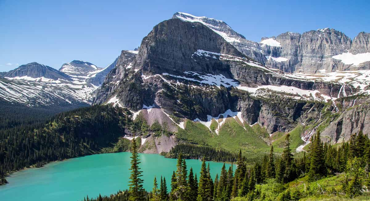 The Hike from Hell: Heaven's Peak, Glacier National Park