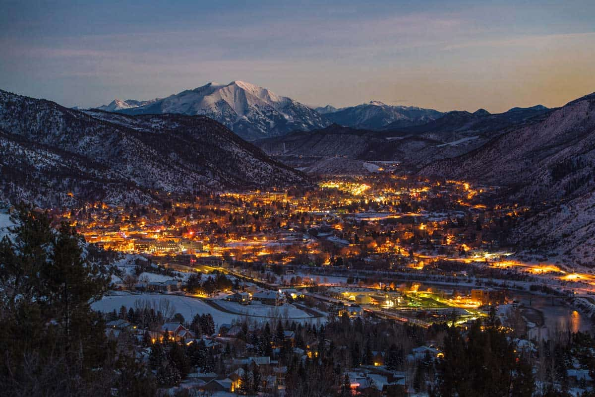 Winter Fun: Top Things to Do in Glenwood Springs, CO