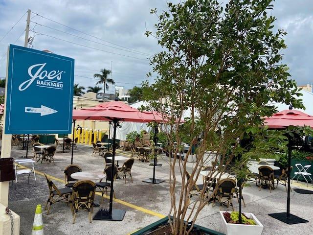Joe's Stone Crab, Miami